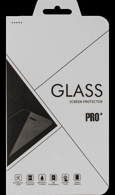 Защитное стекло  GLASS Pro+ 0,33мм для Apple iPhone 5 (прозрачное)Защитные стекла и пленки<br>Качественное защитное стекло прекрасно защищает дисплей от царапин и других следов механического воздействия. Оно не содержит клеевого слоя и крепится на дисплей благодаря эффекту электростатического притяжения.<br>