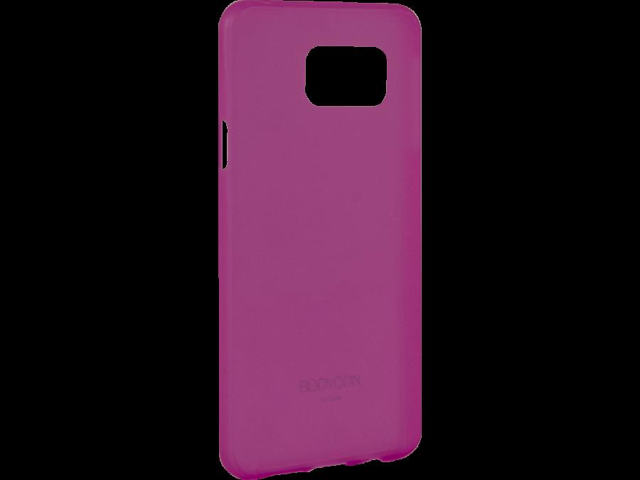 Чехол-крышка Uniq Bodycon для Samsung Galaxy A3, силикон, розовый