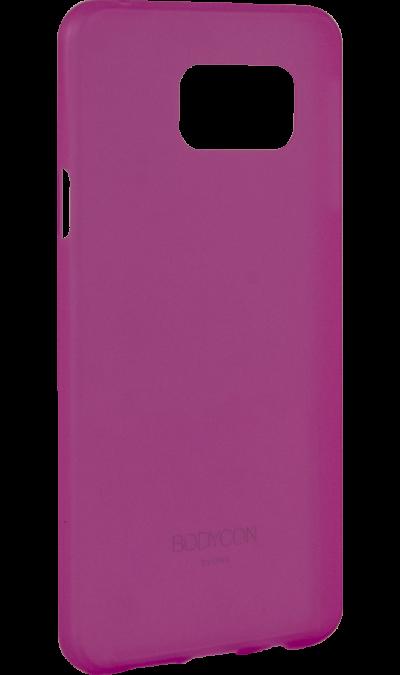 Uniq Чехол-крышка Uniq Bodycon для Samsung Galaxy A3, силикон, розовый чехол для сотового телефона takeit для samsung galaxy a3 2017 metal slim металлик