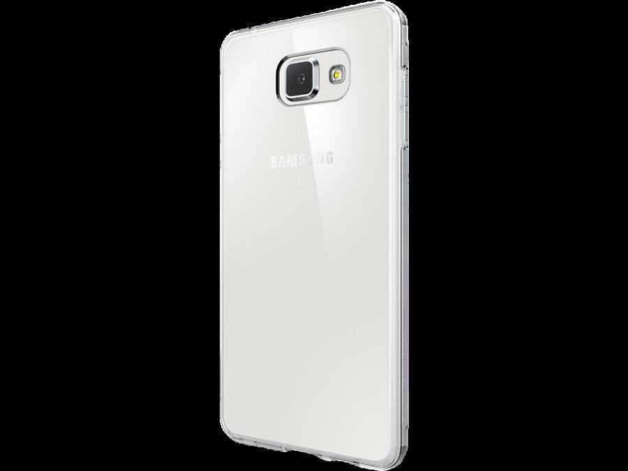 Чехол-крышка Uniq Bodycon Samsung Galaxy A7, силикон, прозрачный