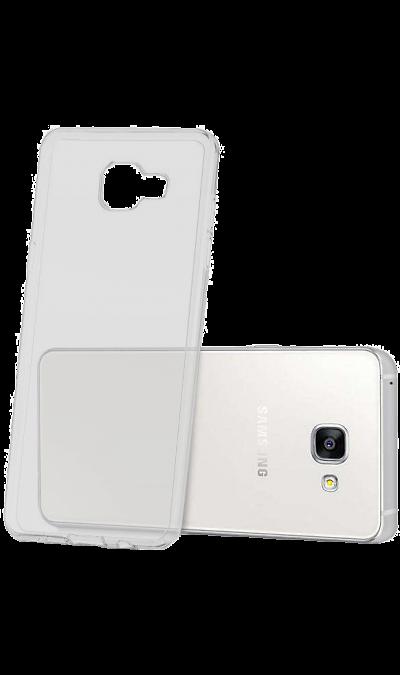 Чехол-крышка Uniq Glase Samsung Galaxy A5, силикон, серыйЧехлы и сумочки<br>Чехол Uniq  поможет не только защитить ваш Samsung Galaxy A5 от повреждений, но и сделает обращение с ним более удобным, а сам аппарат будет выглядеть еще более элегантным.<br><br>Colour: Серый