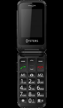 Сотовый телефон Oysters Ulan-Ude Black