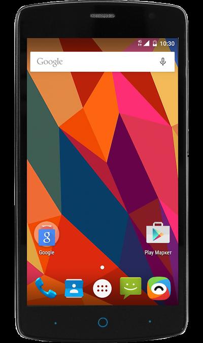 ZTE Blade L5 PlusСмартфоны<br>2G, 3G, Wi-Fi; ОС Android; Дисплей сенсорный емкостный 16,7 млн цв. 5; Камера 8 Mpix, AF; Разъем для карт памяти; MP3, FM,  GPS; Вес 128 г.<br><br>Colour: Черный