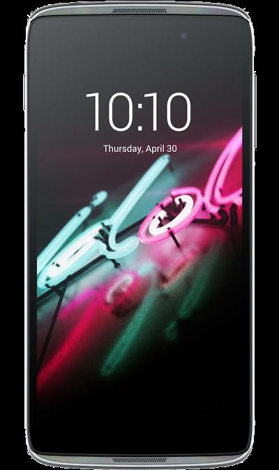 Alcatel IDOL 4 6055KСмартфоны<br>2G, 3G, 4G, Wi-Fi; ОС Android; Камера 13 Mpix, AF; Разъем для карт памяти; MP3, FM,  GPS / ГЛОНАСС; Время работы 720 ч. / 15.0 ч.; Вес 140 г.<br><br>Colour: Черный