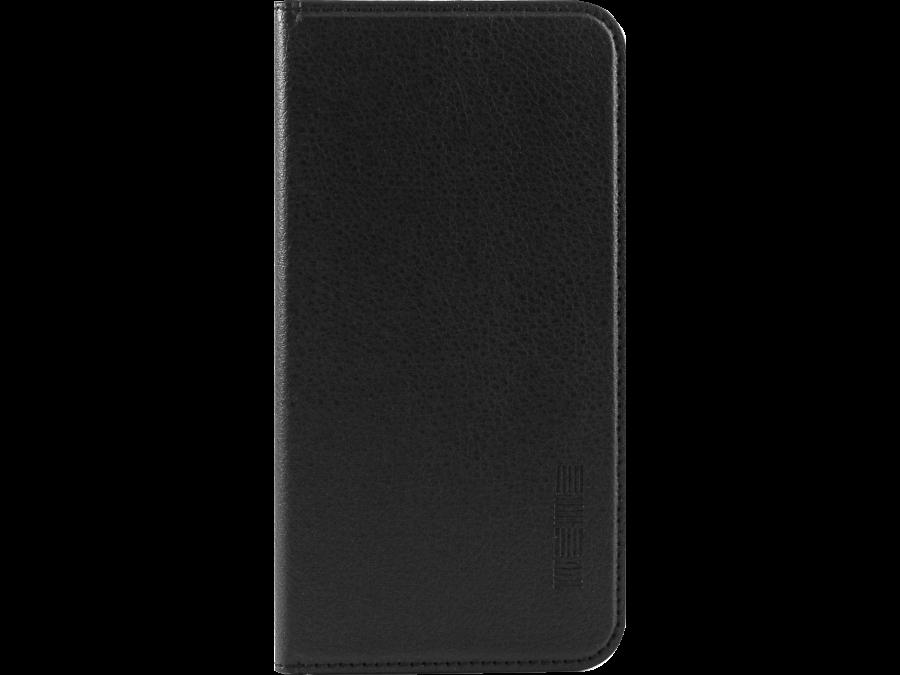 Чехол-книжка Inter-Step для ZenFone Go ZB551KL, кожзам, черный