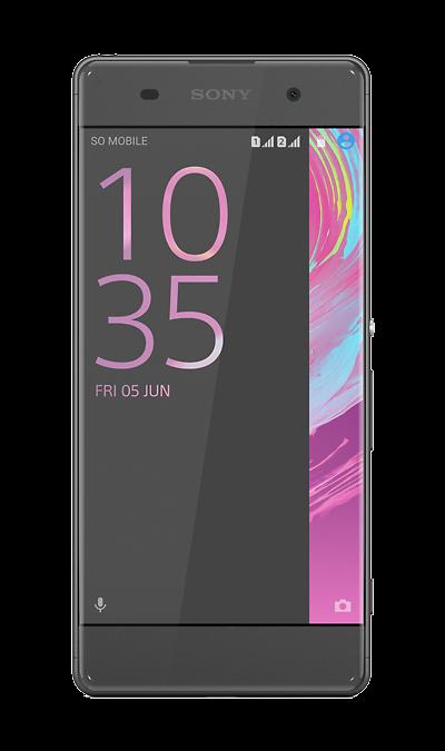 Sony Xperia XAСмартфоны<br>2G, 3G, 4G, Wi-Fi; ОС Android; Дисплей сенсорный емкостный 16,7 млн цв. 5; Камера 13 Mpix, AF; Разъем для карт памяти; MP3, FM,  GPS / ГЛОНАСС; Вес 138 г.<br><br>Colour: Черный
