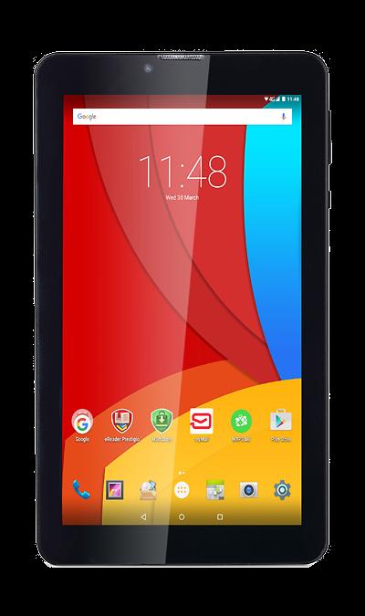 Prestigio MultiPad PMT3137 3G BlackПланшеты<br>2G, 3G, Wi-Fi; ОС Android; Дисплей сенсорный емкостный 16,7 млн цв. 7; Камера 2 Mpix; Разъем для карт памяти; MP3, FM,  GPS; Время работы 48 ч. / 5.0 ч.; Вес 320 г.<br><br>Colour: Черный