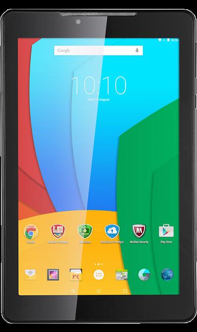Prestigio MultiPad PMT3777D 3GПланшеты<br>2G, 3G, Wi-Fi; ОС Android; Дисплей сенсорный емкостный 16,7 млн цв. 7; Камера 2 Mpix; Разъем для карт памяти; MP3, FM,  GPS; Вес 270 г.<br><br>Colour: Черный