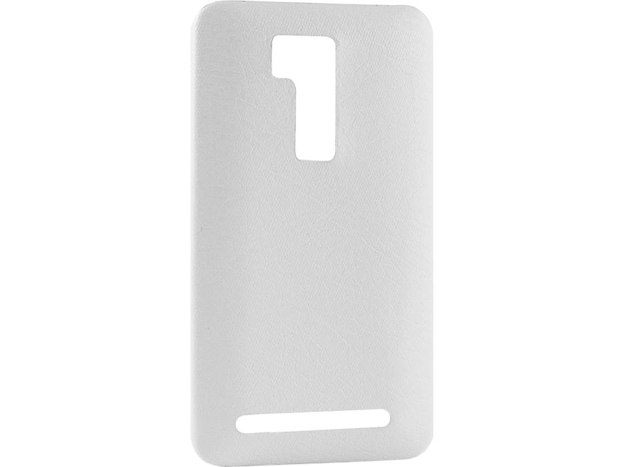 Чехол-крышка Laura Ponti для ASUS ZenFone Go ZB551KL, кожзам, белый