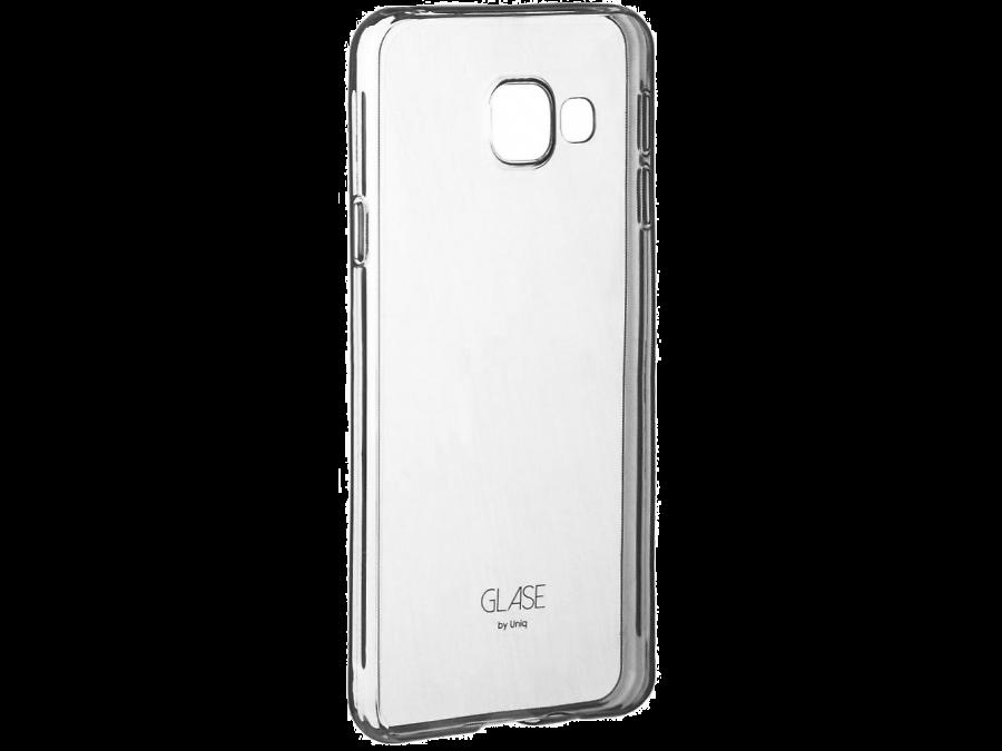 Чехол-крышка Uniq C2 для Samsung Galaxy A3, силикон, прозрачный