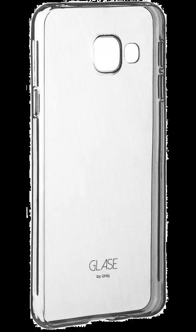 Чехол-крышка Uniq C2 для Samsung Galaxy A3, силикон, прозрачныйЧехлы и сумочки<br>Чехол поможет не только защитить ваш Samsung Galaxy A3 от повреждений, но и сделает обращение с ним более удобным, а сам аппарат будет выглядеть еще более элегантным.<br>