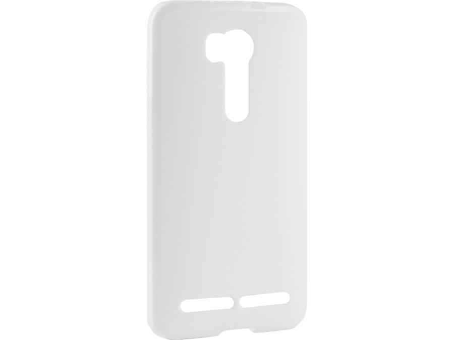Чехол-крышка IQ Format для ZenFone Go ZB551KL, силикон, белый