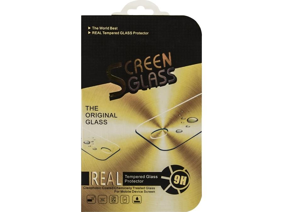 Защитное стекло Glass 9H для Apple iPhone 6 Plus/6S Plus (с черной рамкой)