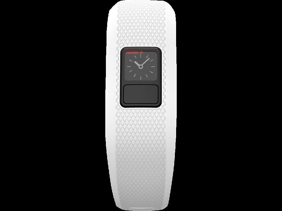 Фитнес-браслет Garmin Vivofit 3 (010-01608-07), белый (размер M)