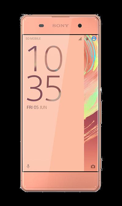 Sony Xperia XAСмартфоны<br>2G, 3G, 4G, Wi-Fi; ОС Android; Дисплей сенсорный емкостный 16,7 млн цв. 5; Камера 13 Mpix, AF; Разъем для карт памяти; MP3, FM,  GPS / ГЛОНАСС; Вес 138 г.<br><br>Colour: Золотистый