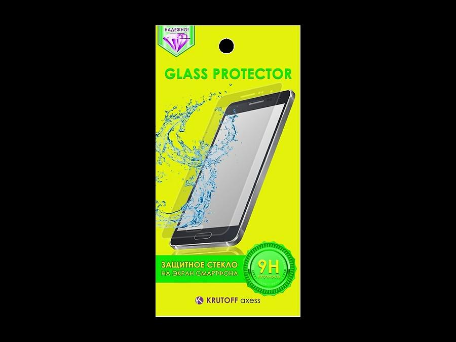 Защитное стекло Krutoff axess для iPhone 4/4S