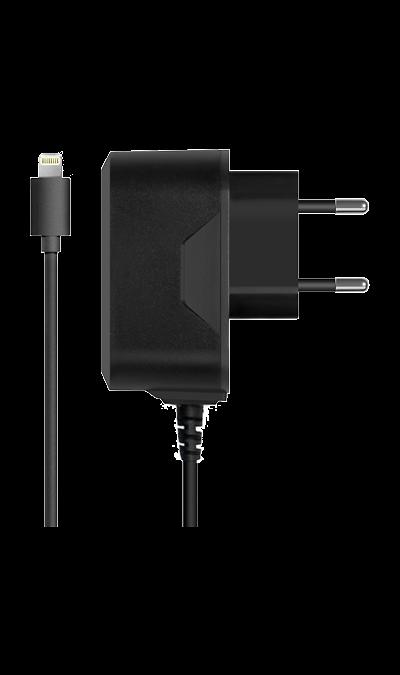 Зарядное устройство сетевое  lightning WTCA5Зарядные устройства<br>Сетевое зарядное устройство можно использовать для зарядки аккумуляторов аппаратов компании Apple с разъемом Lightning.<br><br>Colour: Черный