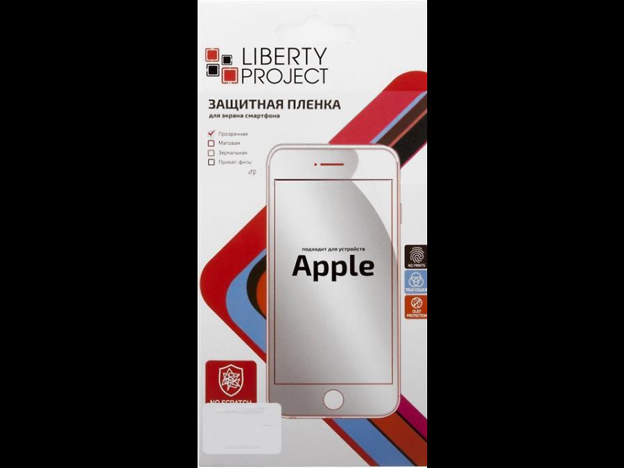 Защитная пленка Liberty Project для Apple iPhone 6 Plus (прозрачная)