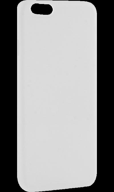 все цены на ZAKKA Чехол-крышка ZAKKA для Apple iPhone 6, силикон, белый онлайн