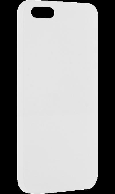 все цены на ZAKKA Чехол-крышка ZAKKA для Apple iPhone 5/5s, силикон, белый онлайн