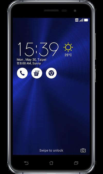 ASUS ZenFone 3 ZE520KL 32GbСмартфоны<br>2G, 3G, 4G, Wi-Fi; ОС Android; Дисплей сенсорный 16,7 млн цв. 5.2; Камера 16 Mpix, AF; Разъем для карт памяти; FM,  BEIDOU / GPS / ГЛОНАСС; Вес 144 г.<br><br>Colour: Черный