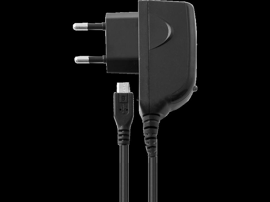Зарядное устройство сетевое NoName WTCU21 2.1A (microUSB)