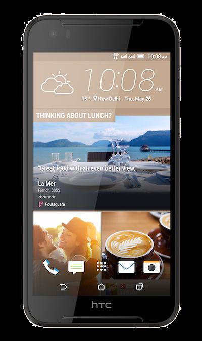 HTC Desire 830 Dual SimСмартфоны<br>2G, 3G, 4G, Wi-Fi; ОС Android; Дисплей сенсорный емкостный 16,7 млн цв. 5.5; Камера 13 Mpix, AF; Разъем для карт памяти; MP3, FM,  GPS / ГЛОНАСС; Время работы 545 ч. / 14.5 ч.; Вес 158 г.<br><br>Colour: Черный