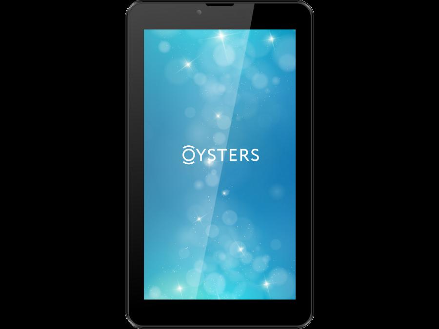 Специальный комплект: Планшет Oysters T74HMi LTE + опция