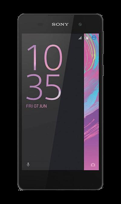 Sony Xperia E5Смартфоны<br>2G, 3G, 4G, Wi-Fi; ОС Android; Дисплей сенсорный емкостный 16,7 млн цв. 5; Камера 13 Mpix, AF; Разъем для карт памяти; MP3, FM,  GPS / ГЛОНАСС; Время работы 48 ч.; Вес 143 г.<br><br>Colour: Черный