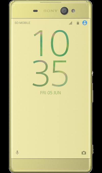 Sony Xperia XA Ultra DualСмартфоны<br>2G, 3G, 4G, Wi-Fi; ОС Android; Камера 21.5 Mpix, AF; Разъем для карт памяти; FM,  GPS / ГЛОНАСС; Время работы 48 ч.; Вес 203 г.<br><br>Colour: Золотистый