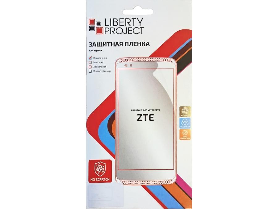 Защитная пленка Liberty Project для ZTE Blade L3 (прозрачная)