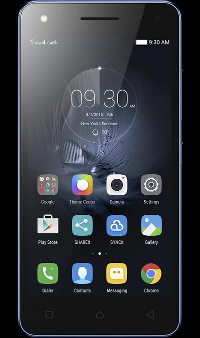 Lenovo Vibe S1 LiteСмартфоны<br>2G, 3G, 4G, Wi-Fi; ОС Android; Дисплей сенсорный емкостный 16,7 млн цв. 5; Камера 13 Mpix, AF; Разъем для карт памяти; MP3, FM,  GPS; Время работы 225 ч. / 8.0 ч.; Вес 135 г.<br><br>Colour: Синий