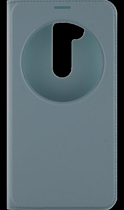 Чехол-книжка ASUS Flip Cover для ASUS ZenFon 2 ZB551KL View , кожзам / пластик, синийЧехлы и сумочки<br>Чехол поможет не только защитить ваш ASUS ZenFon 2 ZB551KL View  от повреждений, но и сделает обращение с ним более удобным, а сам аппарат будет выглядеть еще более элегантным.<br><br>Colour: Синий