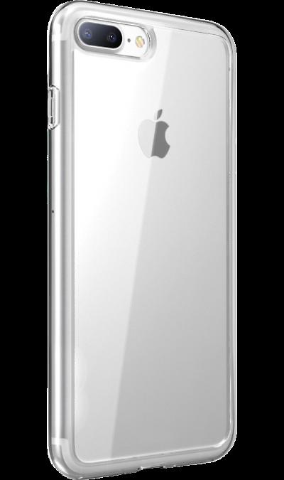 Чехол-крышка SERENITY для Apple iPhone 7 Plus/8 Plus, силикон, прозрачныйЧехлы и сумочки<br>Чехол SERENITY поможет не только защитить ваш Apple iPhone 7 Plus от повреждений, но и сделает обращение с ним более удобным, а сам аппарат будет выглядеть еще более элегантным.<br>