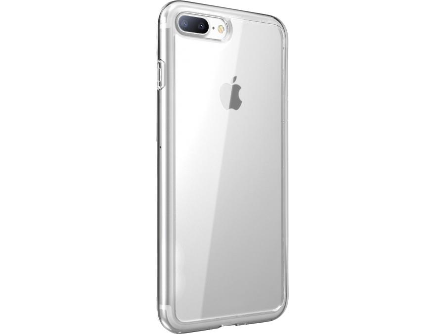 Чехол-крышка SERENITY для Apple iPhone 7 Plus, силикон, прозрачный