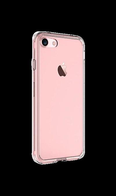 Чехол-крышка SERENITY для Apple iPhone 7/8, силикон, прозрачный