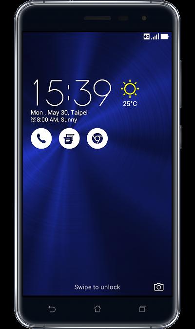 ASUS Zenfone 3 ZE552KL 64GbСмартфоны<br>2G, 3G, 4G, Wi-Fi; ОС Android; Дисплей сенсорный 16,7 млн цв. 5.5; Камера 16 Mpix, AF; Разъем для карт памяти; FM,  BEIDOU / GPS / ГЛОНАСС; Вес 155 г.<br><br>Colour: Черный