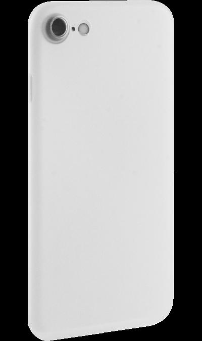 все цены на ZAKKA Чехол-крышка ZAKKA для Apple iPhone 7/8, силикон, белый (матовый) онлайн