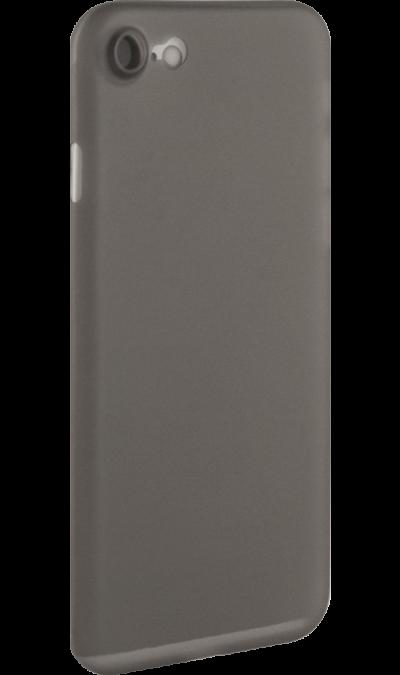 все цены на ZAKKA Чехол-крышка ZAKKA для Apple iPhone 7/8, силикон, черный (матовый) онлайн