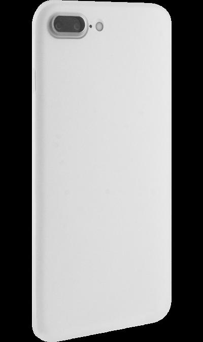Чехол-крышка ZAKKA для Apple iPhone 7 Plus, силикон, белый (матовый)Чехлы и сумочки<br>Чехол ZAKKA поможет не только защитить ваш Apple iPhone 7 Plus от повреждений, но и сделает обращение с ним более удобным, а сам аппарат будет выглядеть еще более элегантным.<br><br>Colour: Белый
