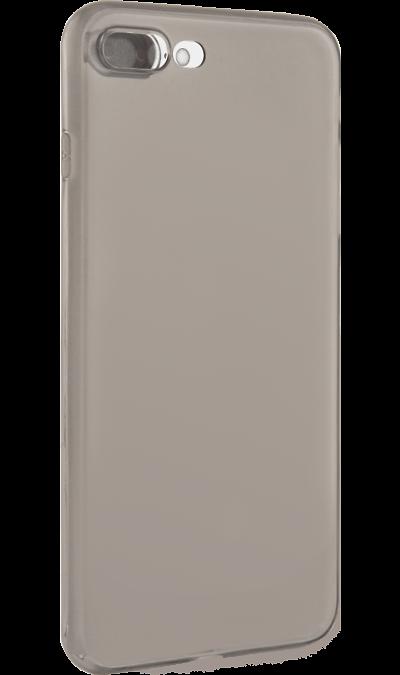 Чехол-крышка ZAKKA для Apple iPhone 7 Plus/8 Plus, силикон, черный (прозрачный)Чехлы и сумочки<br>Чехол ZAKKA поможет не только защитить ваш Apple iPhone 7 Plus от повреждений, но и сделает обращение с ним более удобным, а сам аппарат будет выглядеть еще более элегантным.<br><br>Colour: Черный