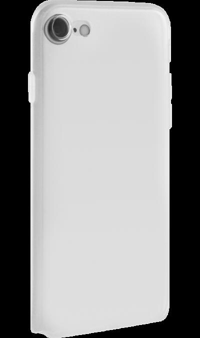 Чехол-крышка ZAKKA для Apple iPhone 7/8, силикон, белый (прозрачный)Чехлы и сумочки<br>Чехол ZAKKA поможет не только защитить ваш Apple iPhone 7 от повреждений, но и сделает обращение с ним более удобным, а сам аппарат будет выглядеть еще более элегантным.<br><br>Colour: Белый