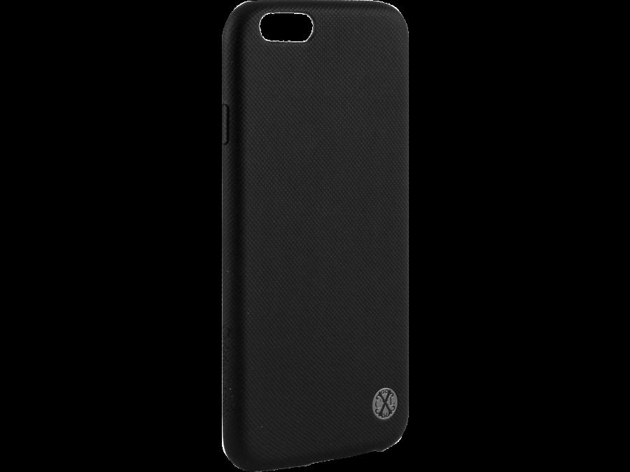 Чехол-крышка Christian Lacroix для Apple iPhone 6, 6S, полиуретан, черный