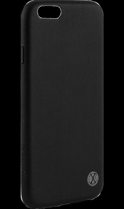 Christian Lacroix Чехол-крышка Christian Lacroix для Apple iPhone 6, 6S, полиуретан, черный christian lacroix чехол крышка christian lacroix для apple iphone 5 5s se полиуретан черный