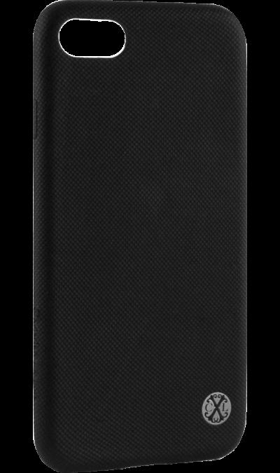Christian Lacroix Чехол-крышка Christian Lacroix для Apple iPhone 7/8, полиуретан, черный christian lacroix рубашки приталенные