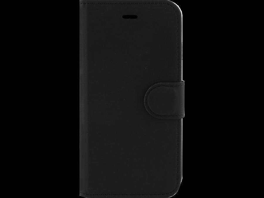 Чехол-книжка 2TYPE для Apple iPhone 6 Альбион, кожзам, черный