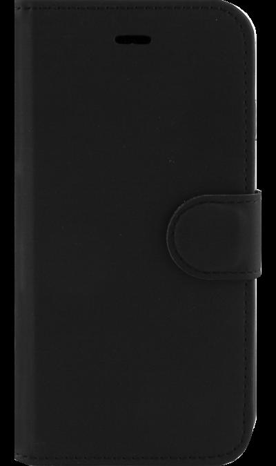 Чехол-книжка 2TYPE для Apple iPhone 6 Альбион, кожзам, черныйЧехлы и сумочки<br>Удобный чехол для iPhone 6 поможет не только защитить ваш смартфон от повреждений, но и сделает обращение с ним более удобным, а сам аппарат будет выглядеть еще более элегантным. В чехле имеются карманы для визитных карт.<br><br>Colour: Черный