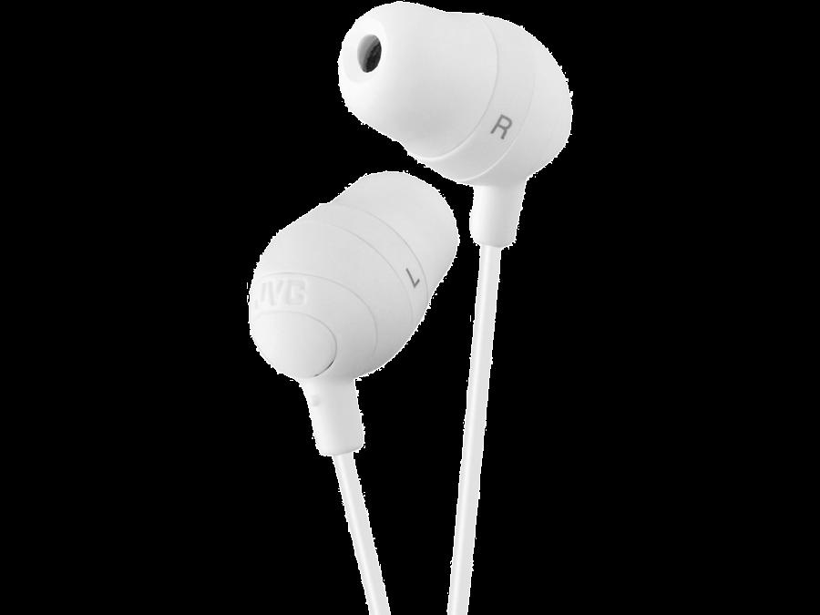 Наушники JVC HA-FX32-W, стерео (белые)