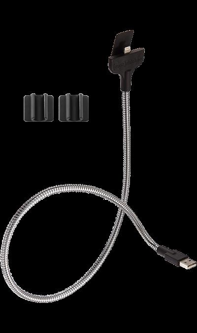 Fuse Chicken Кабель Fuse Chicken USB-Lightning Bobine Auto add a circuit blade fuse holder with 30a blade fuse black medium size