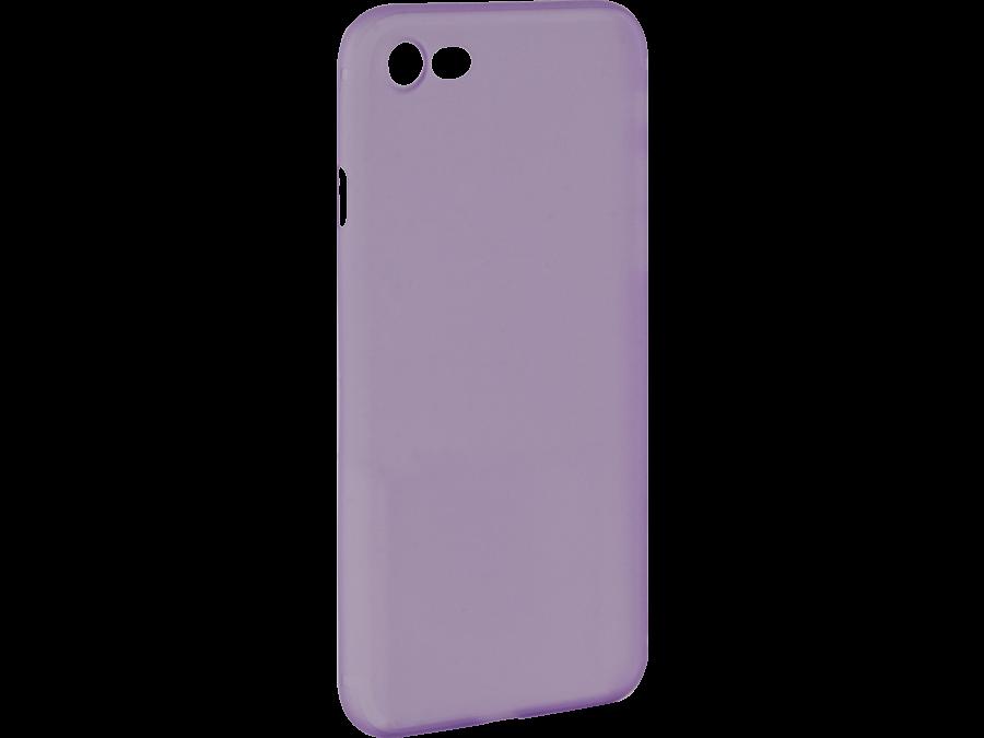 Чехол-крышка IQ Format Slim для Apple iPhone 7, пластик, фиолетовый
